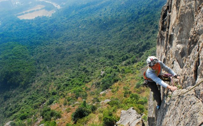 Seven of the best places to go rock climbing in Hong Kong