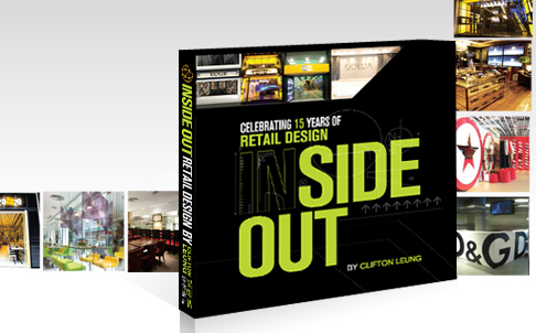 Inside Out - Celebrating 15 Years of Retail Design