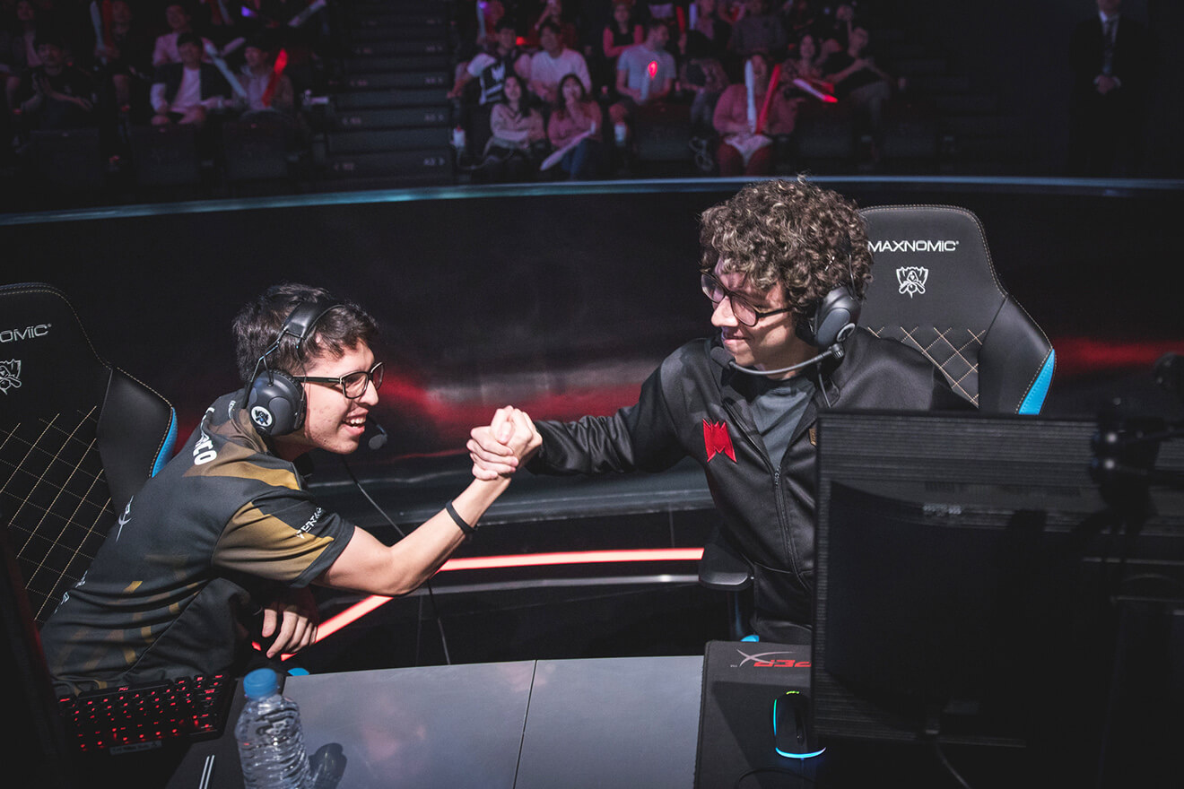 The upsets and rising stars in the first week at the League of Legends Worlds 2018
