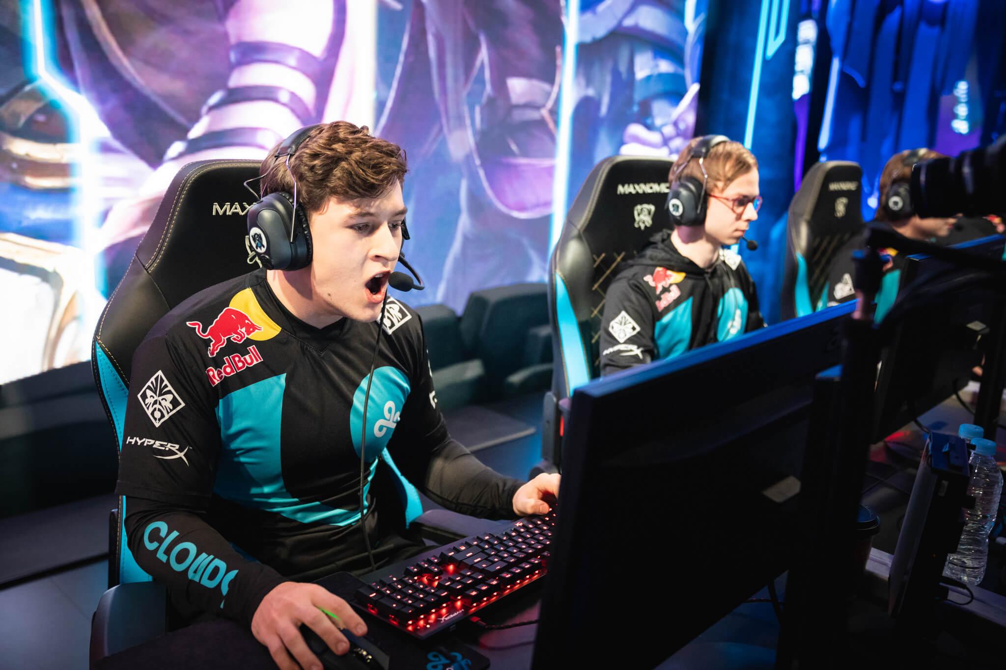 Wild upsets in League of Legends World Championships Quarterfinals