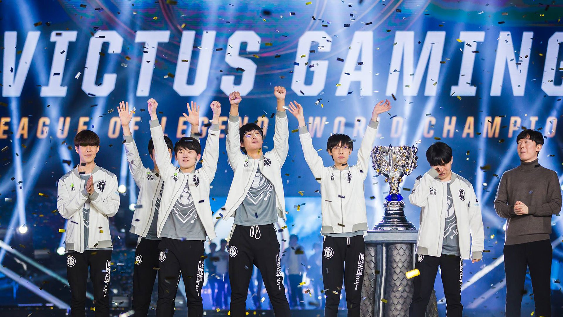 Riot says sorry for not celebrating China's first League of Legends World Championship title