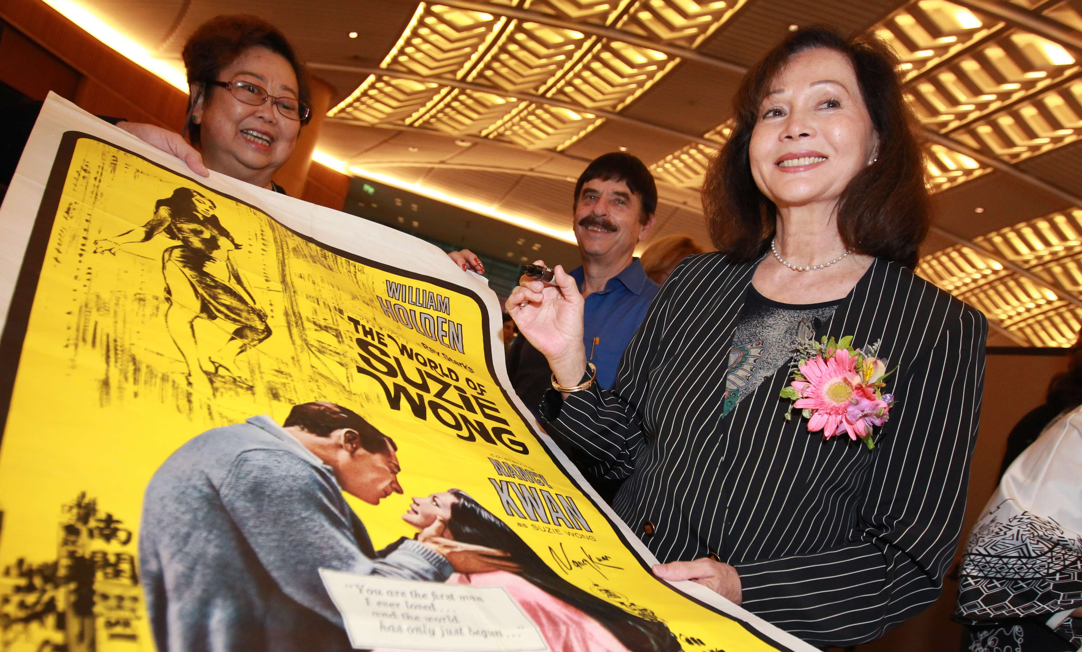 Suzie Wong: 60 years after Hong Kong icon was created, we