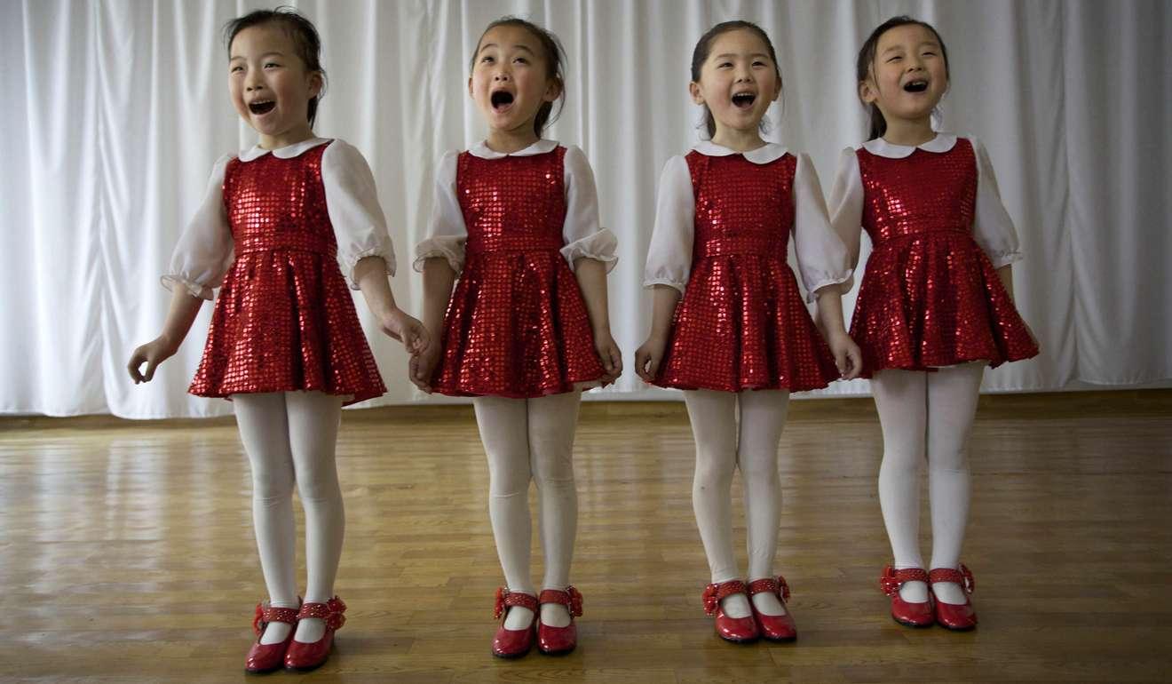 Image result for NORTHKOREAN kidgarden