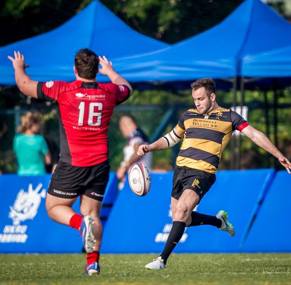 Hong Kong Sevens In Jack Capon's Sights As He Aims To Help