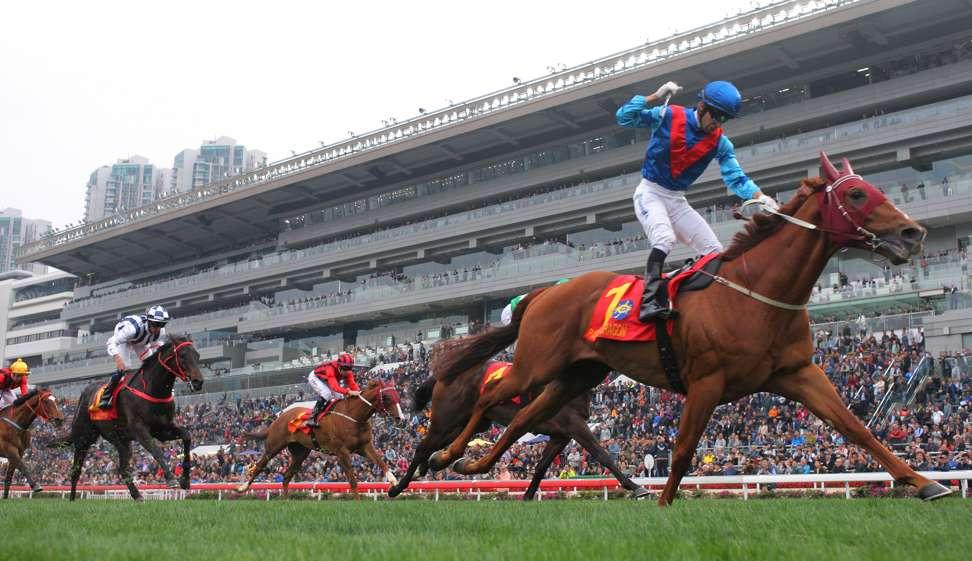 Racing To Win - 218