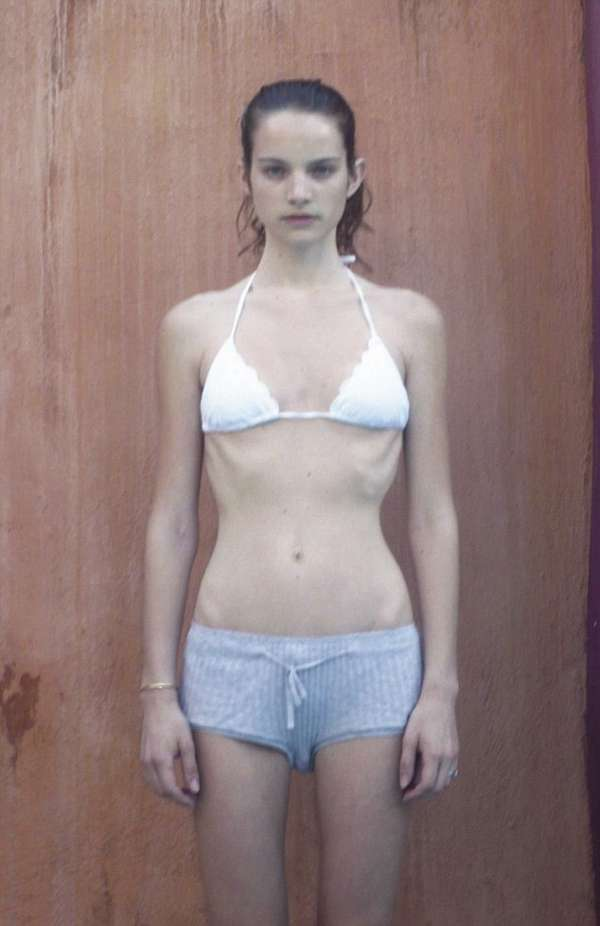 Size Zero Girl