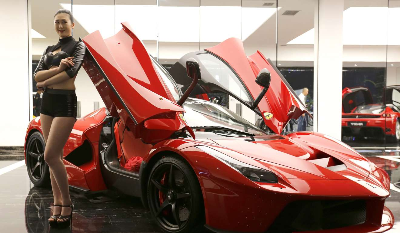 Why A Ferrari Is Like An Hermes Birkin Bag Style Magazine South - Ferrari car show