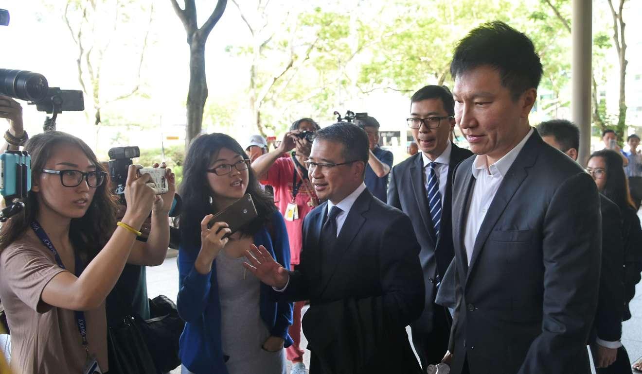 Image result for Singapore slashes jail term for showbiz pastor