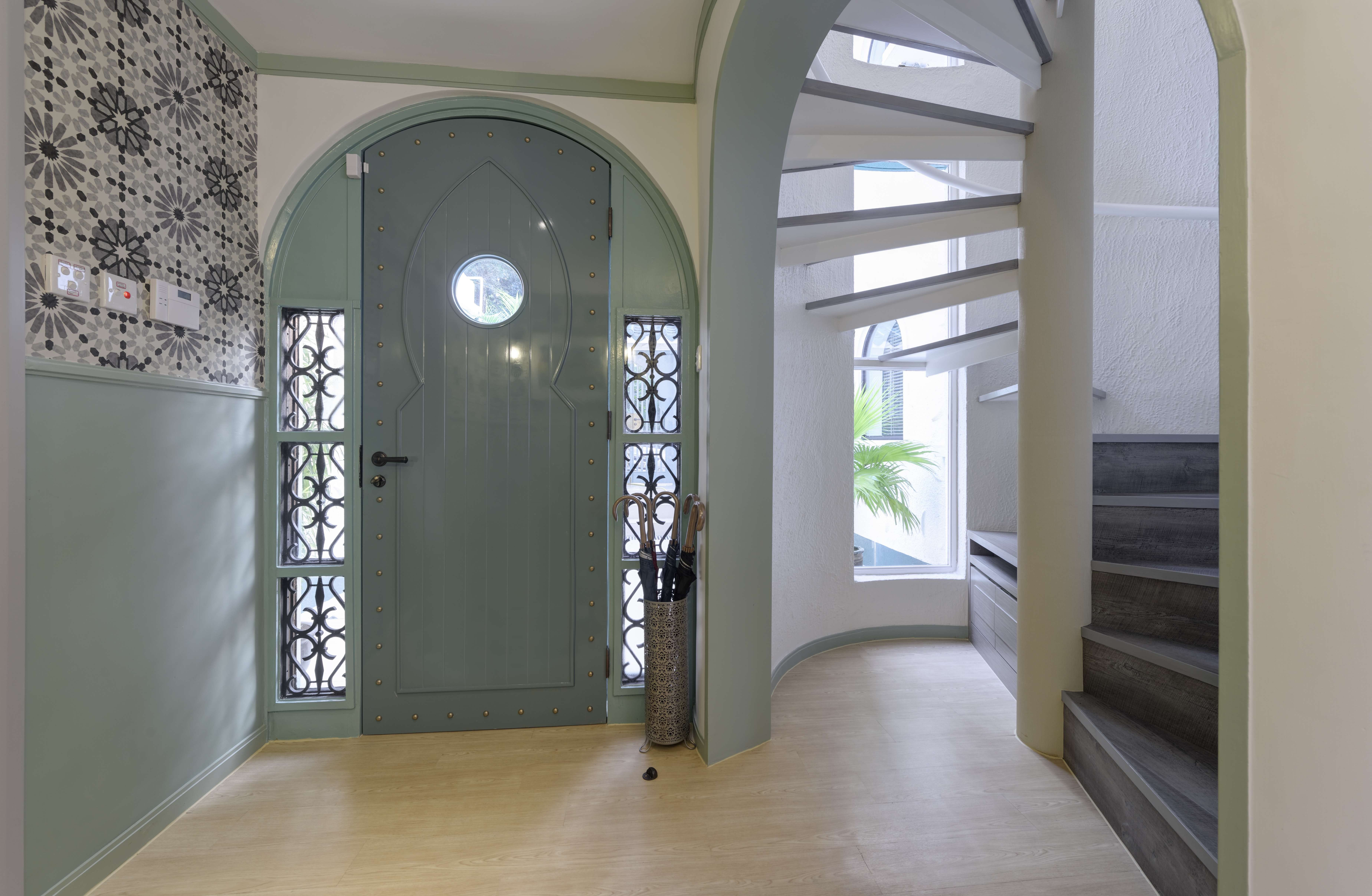 A Moroccan design fantasy comes true in Hong Kong | Post Magazine ... for Moroccan Archway  56bof