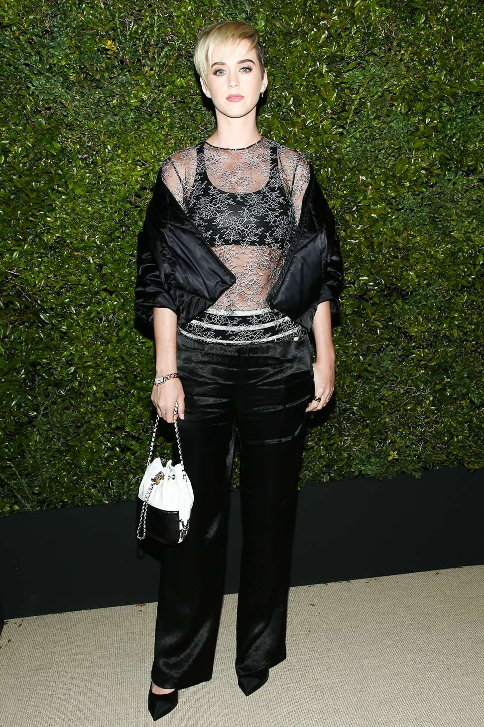 8ac0897217c25 Chanel enlists Pharrell Williams and Caroline de Maigret to host dinner for  the launch of its Gabrielle bag
