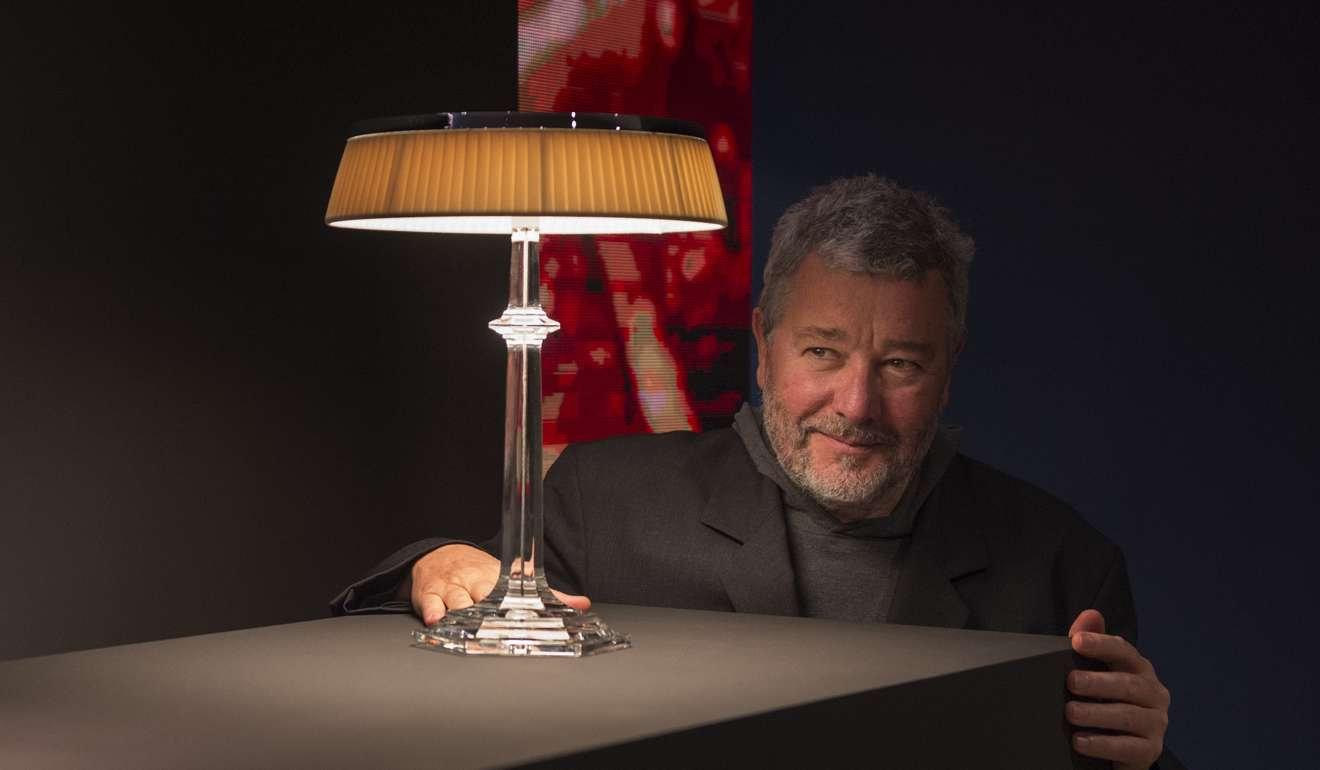 baccarat flos and philippe starck collaboration steals the