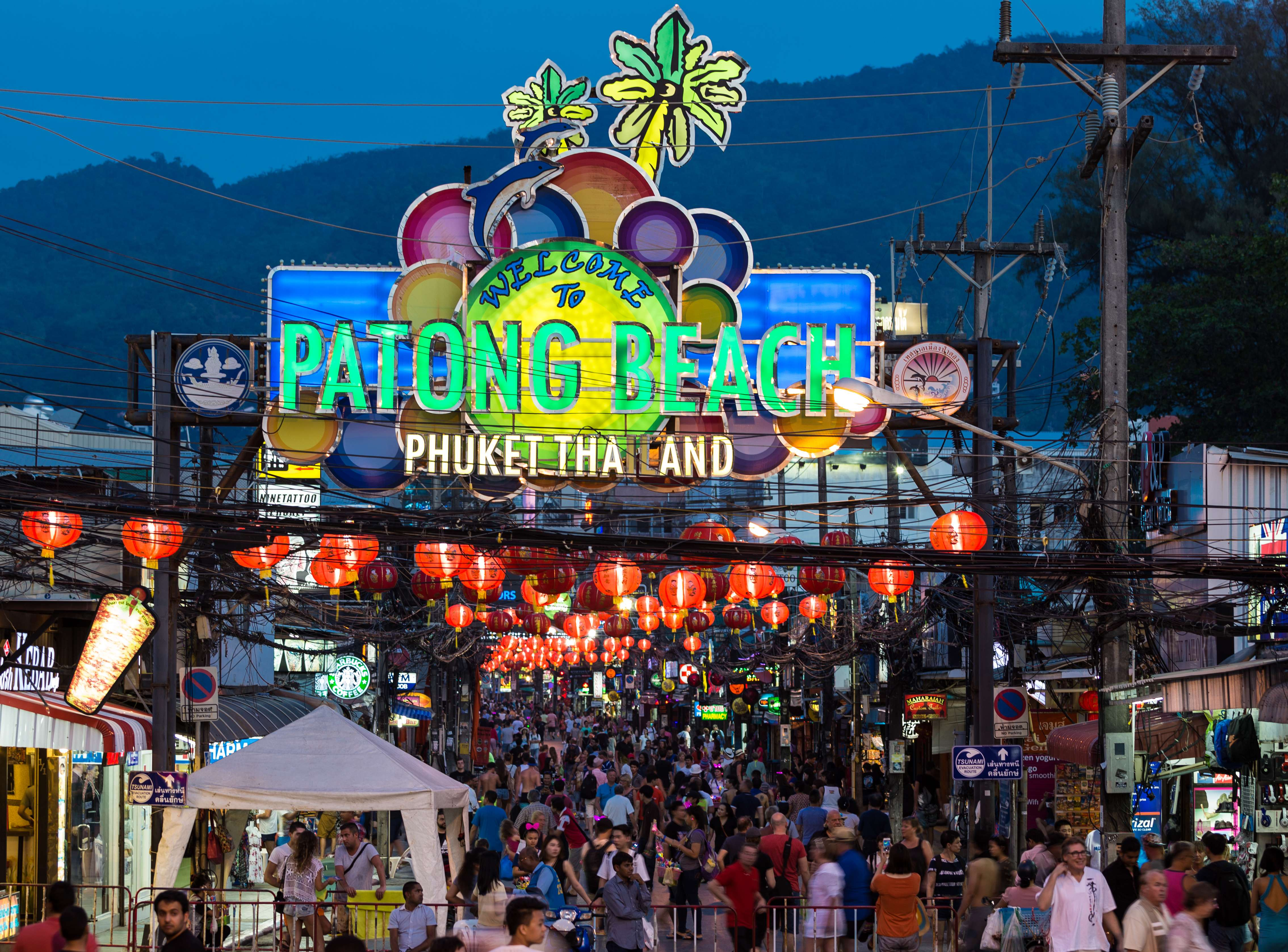 Patong beach sex blog
