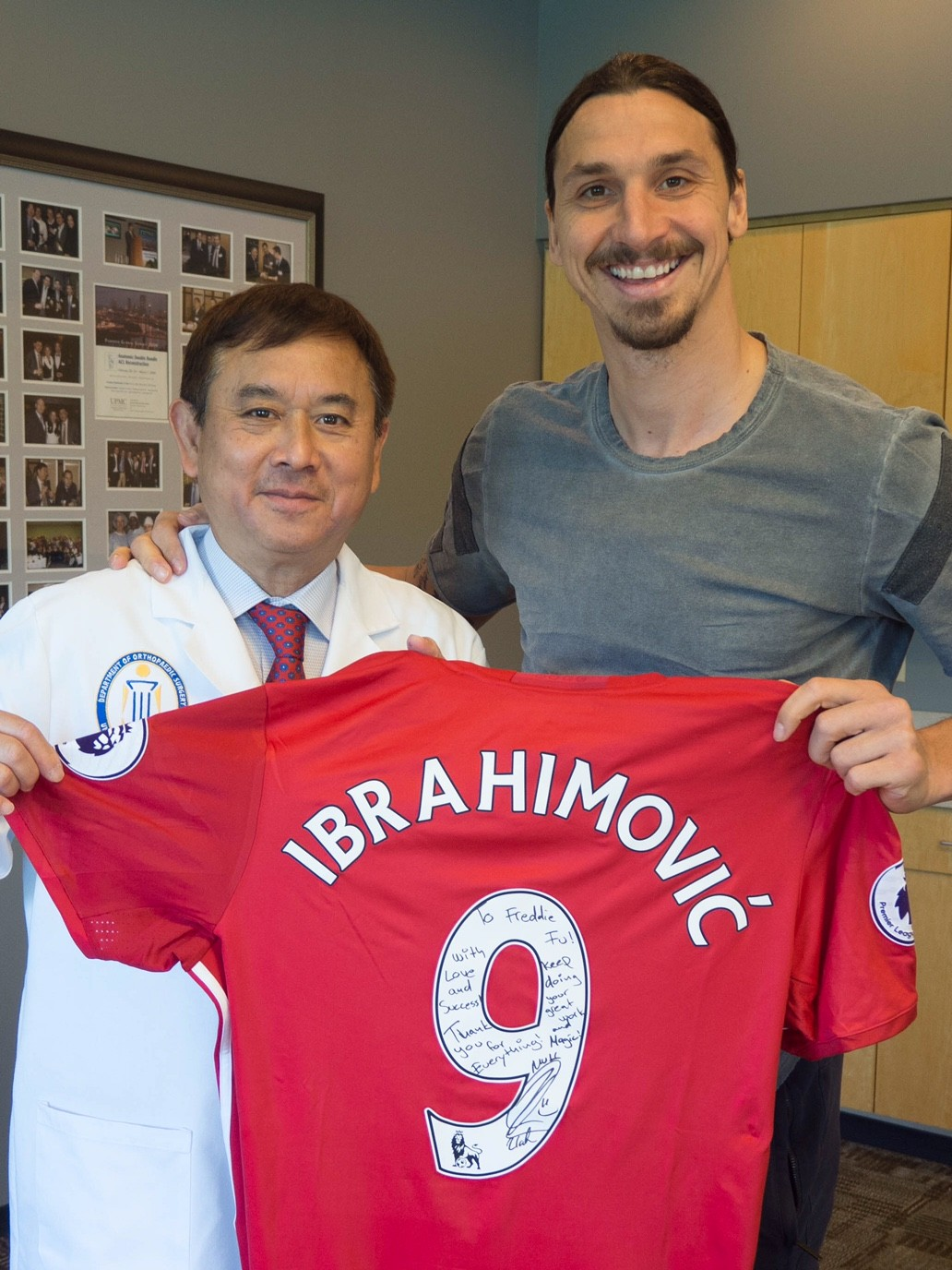 Exclusive Zlatan Ibrahimovic will play on for many years says