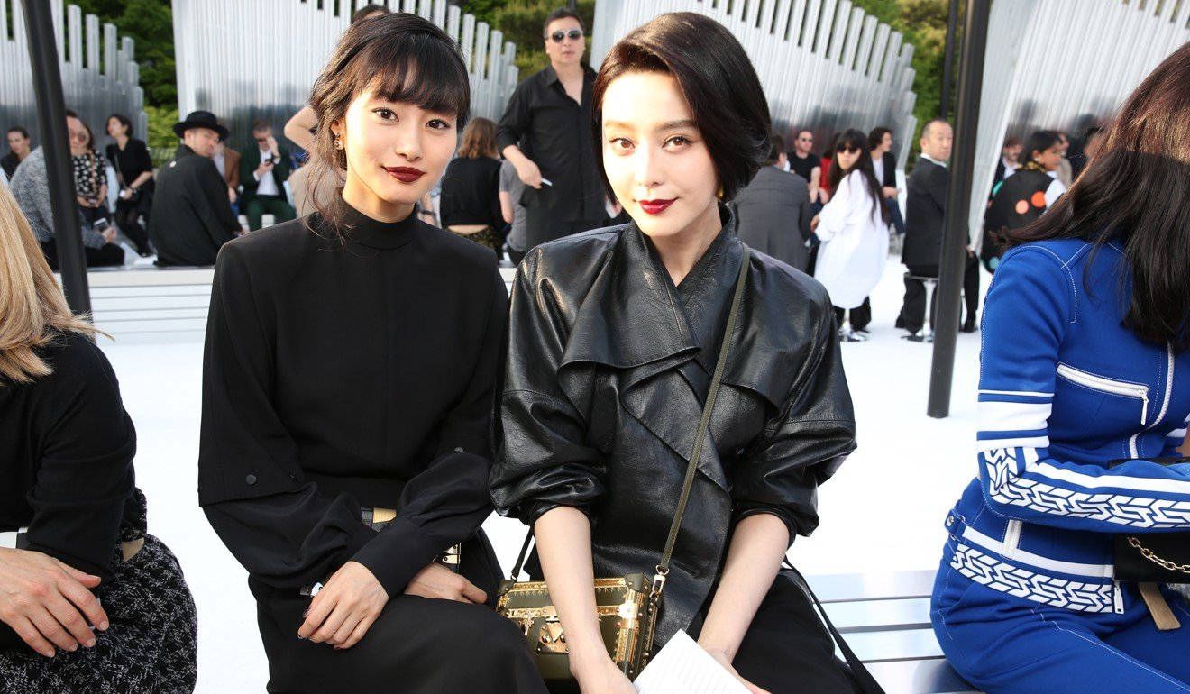 Louis Vuitton cruise show in Kyoto draws celebrity front rowers