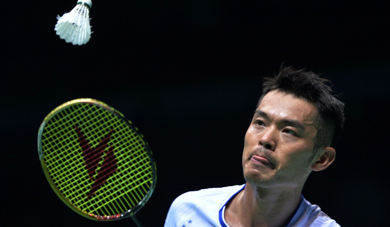 Chinese badminton star Lin Dan threatens club with lawsuit over 4