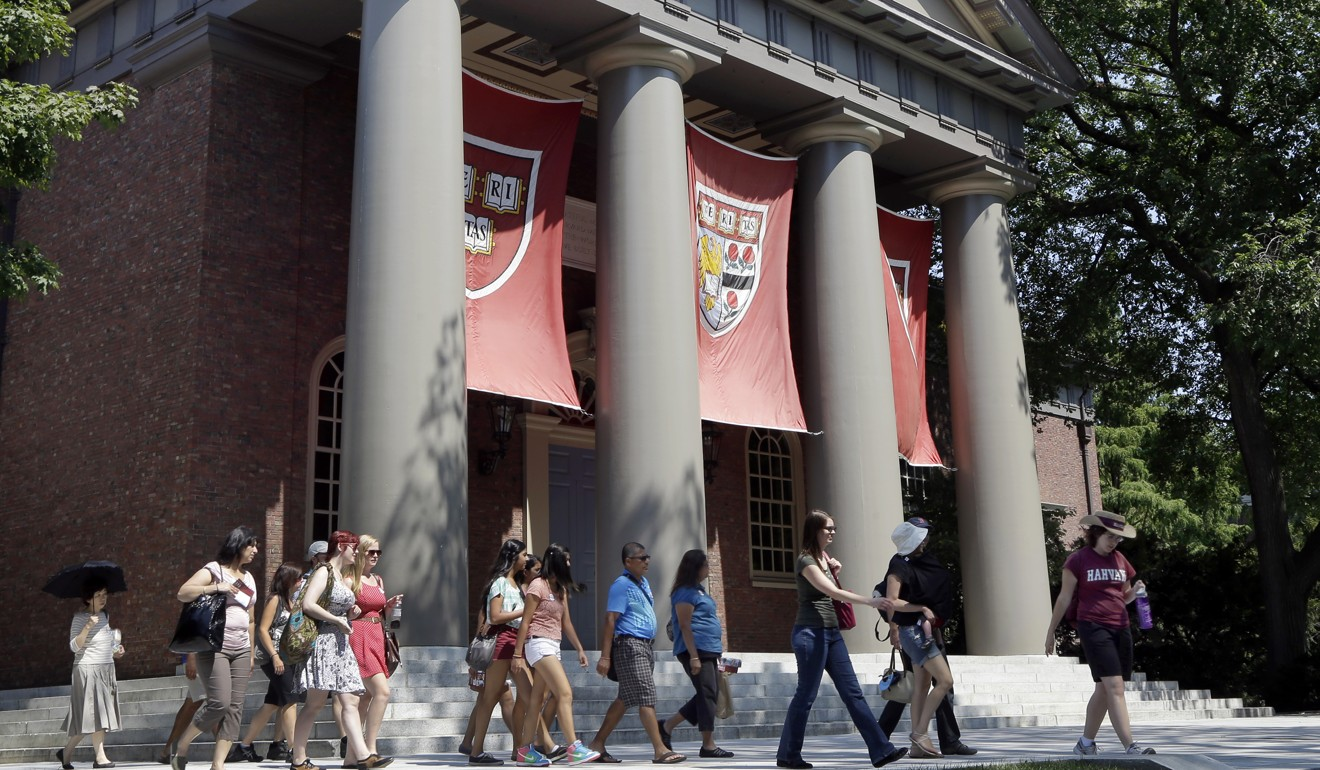 Why Are Middle Class Chinese Moving Their Money Abroad This Week Wiring Out Of China Some Investors Buy Homes In The United States To Give Children A Better College Education Pictured Is Harvard University Photo Ap