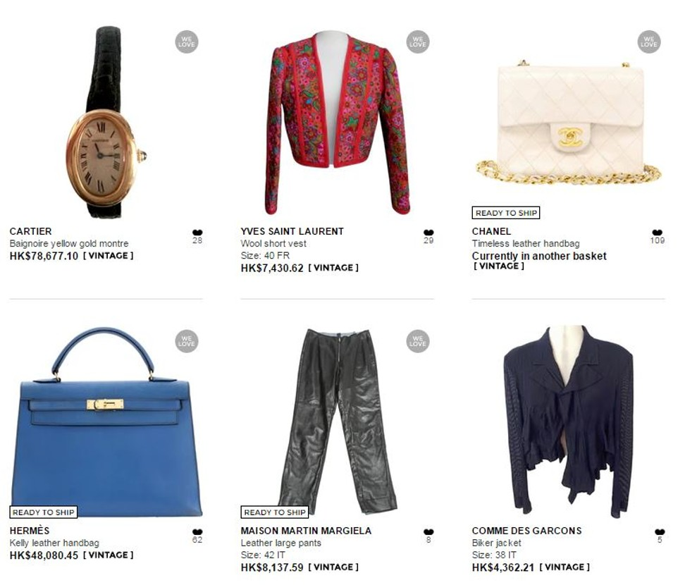c1c7fe0463 How vintage e-commerce sites like Vestiaire Collective are disrupting the  luxury market