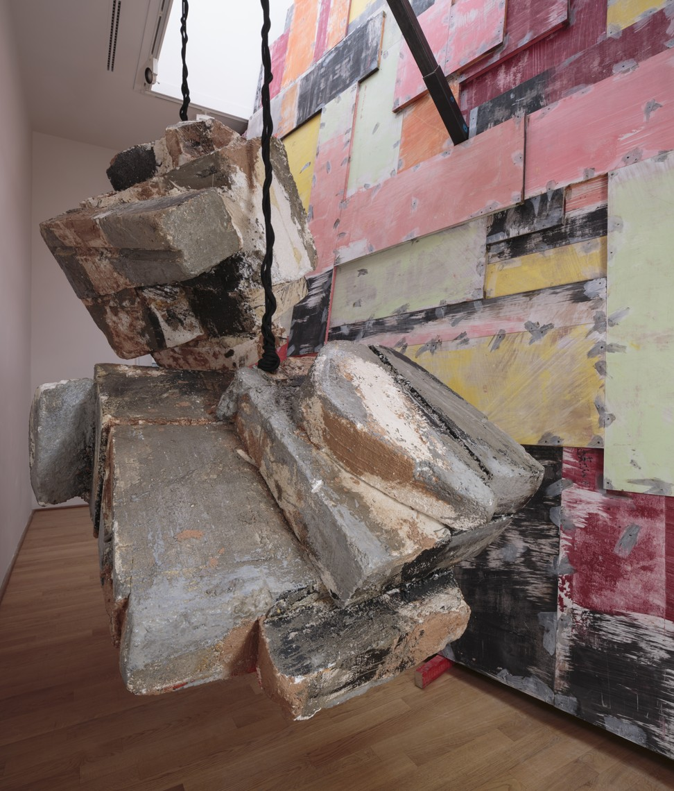 for phyllida barlow britain s representative at venice. Black Bedroom Furniture Sets. Home Design Ideas