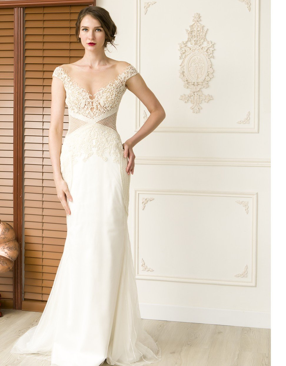 b6fa30b9187 Why brides are choosing wedding gowns that offer two looks in one ...
