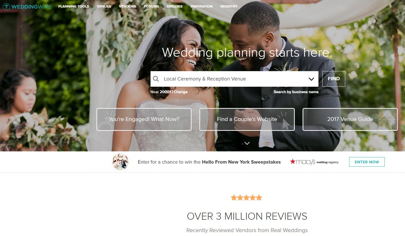Five wedding apps and sites to help you hack your big day style wedding wire junglespirit Images
