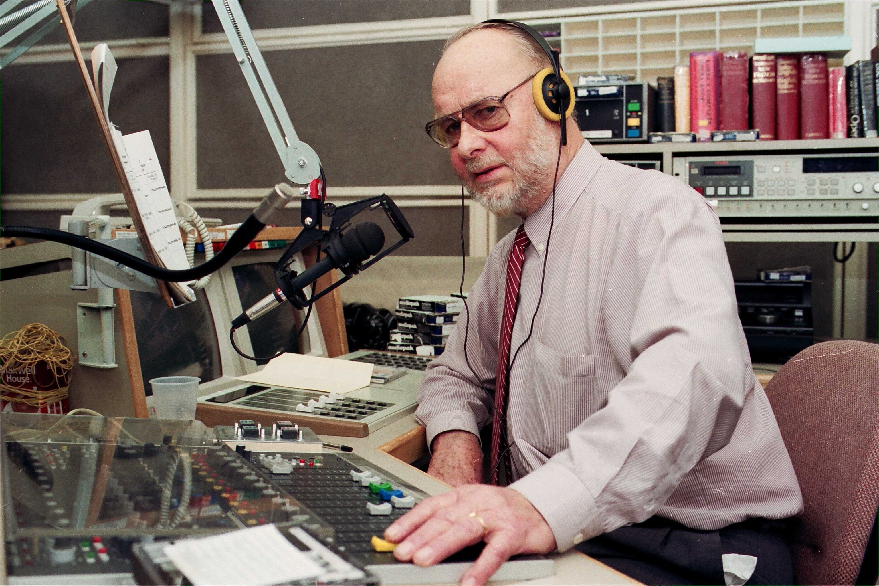 How colonial radio personalities reinvented themselves in