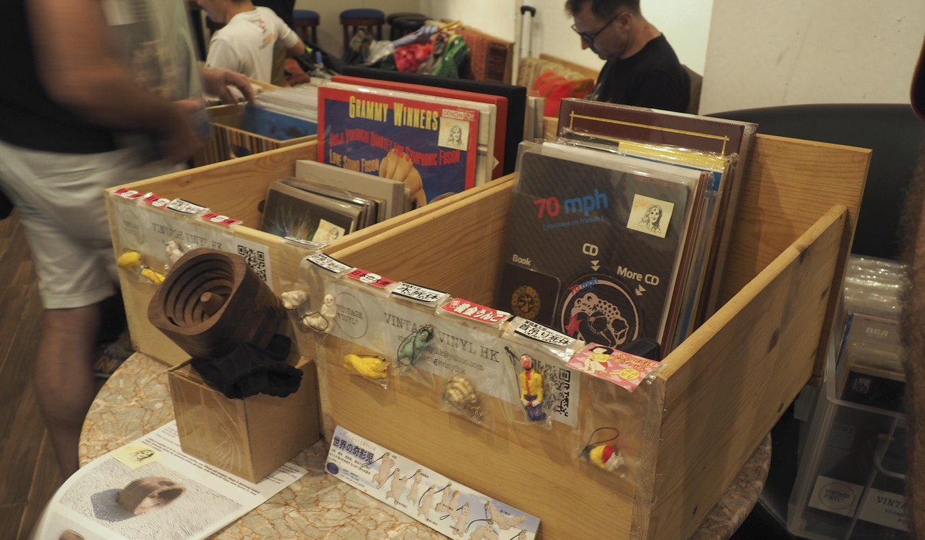 Monthly Pop Up Sale Spurs Hong Kong Vinyl Records Revival