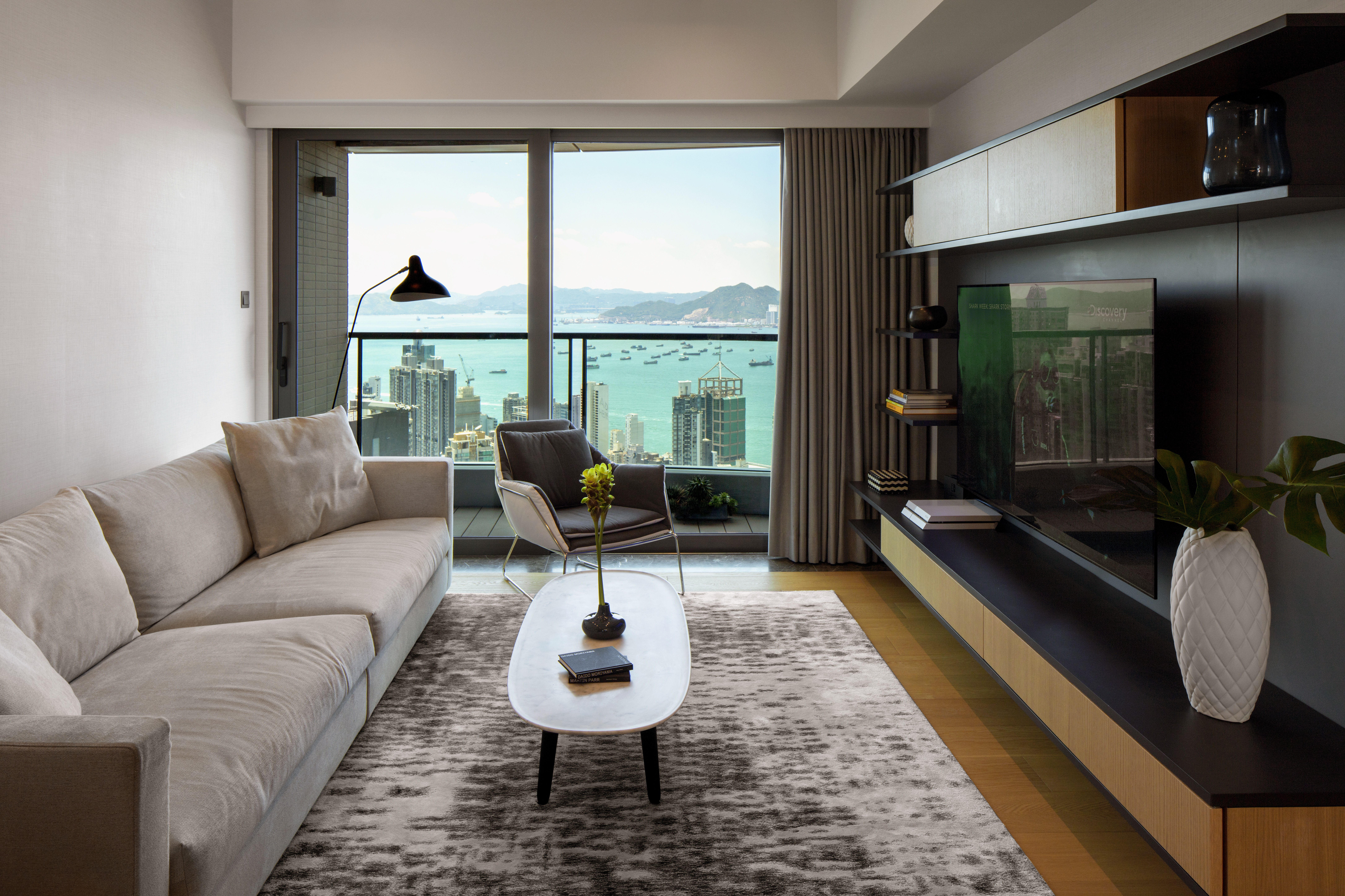 How A Hong Kong Apartment Went From Show Flat To Home