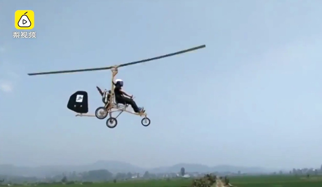 11 of the best chinese home made machines from helicopters to