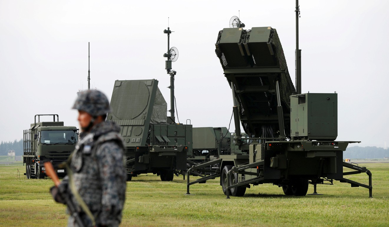 USA  conducts missile test off Kauai amid growing tensions with N. Korea