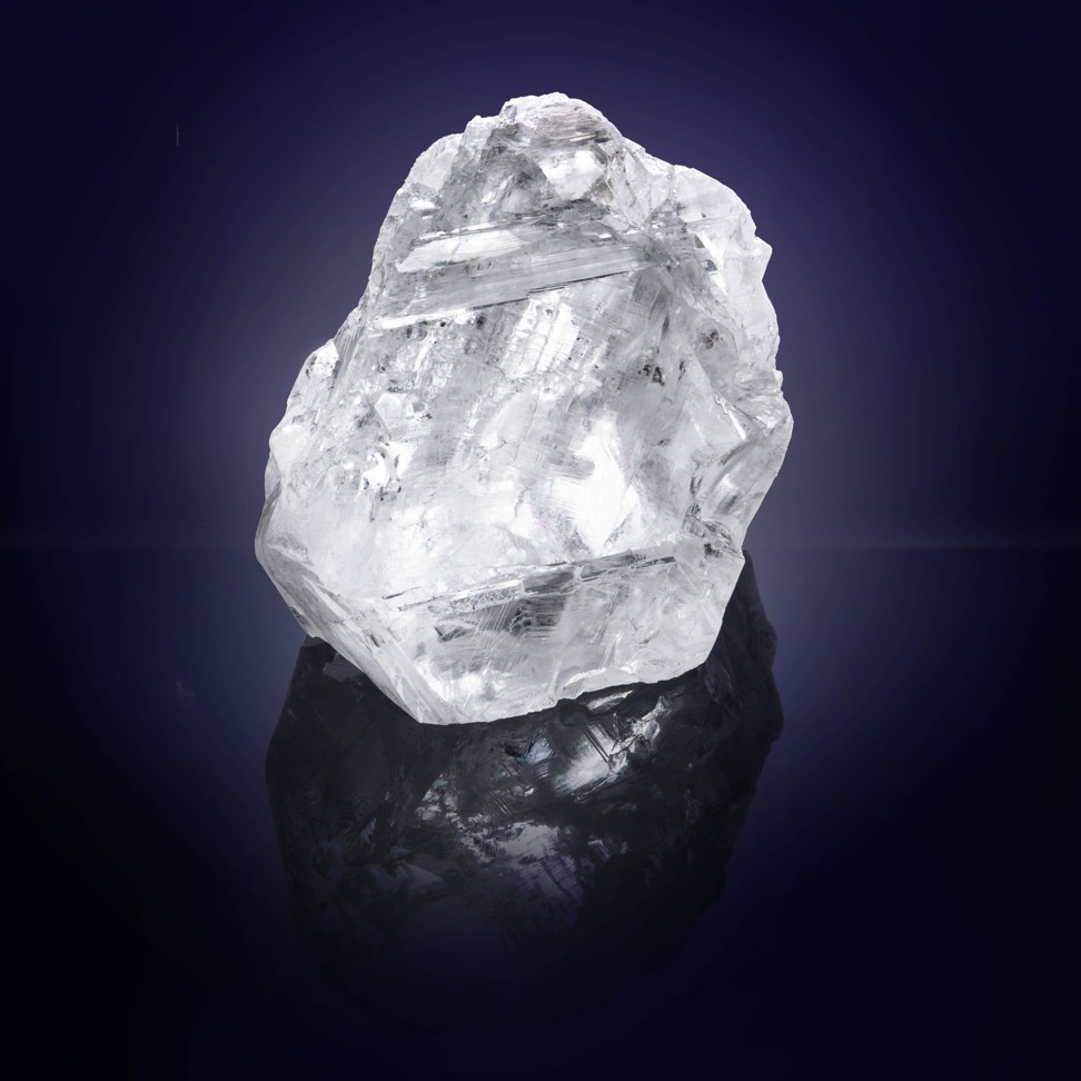 world�s largest rough diamond bought by graff�s �king of
