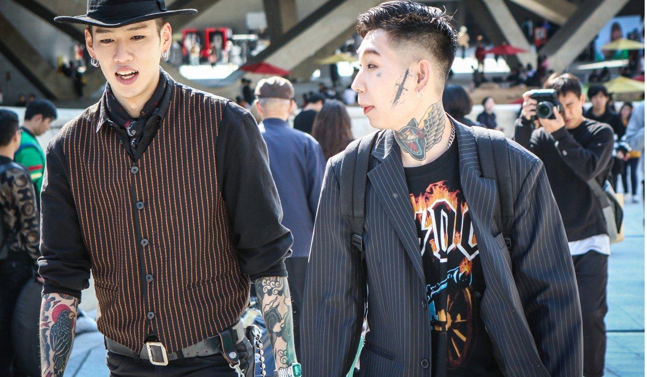 Exploring South Korea S Street Style Revolution 90s K Pop Nostalgia And The New K Punk