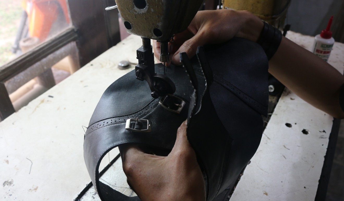 Indonesia shoemaker