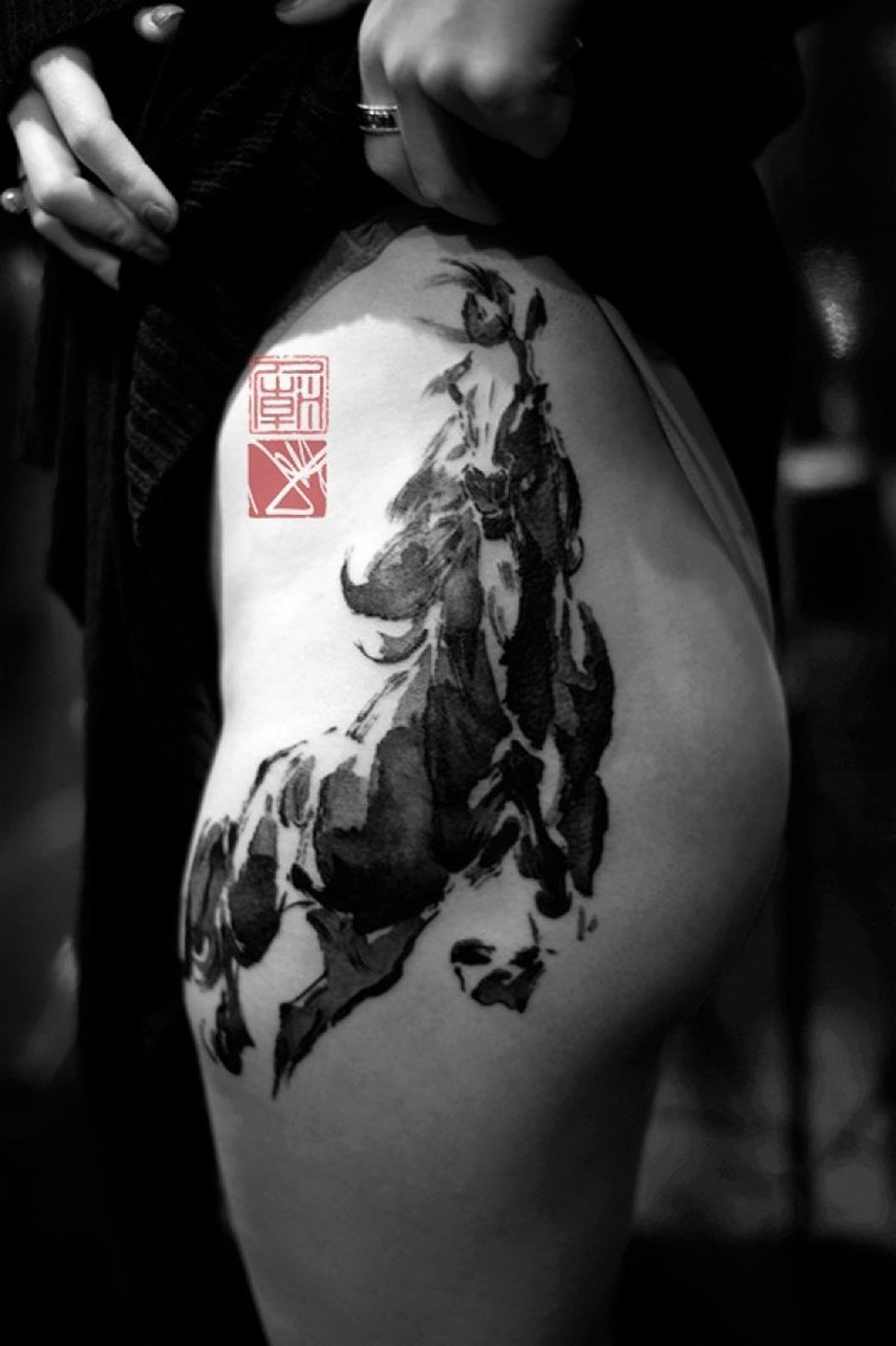 c3f66c26adb5 Stained legacy – how top Hong Kong tattoo artist Joey Pang vanished ...