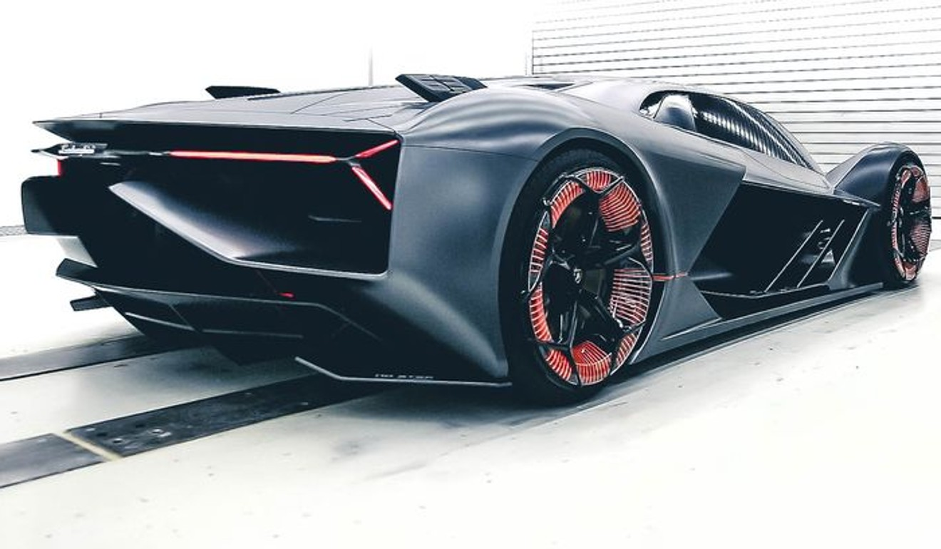 Lamborghini And Mit Team Up On Self Healing Electric Supercar
