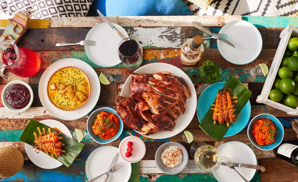 Nine best places to eat thanksgiving dinner in hong kong for Restaurants serving thanksgiving dinner 2017
