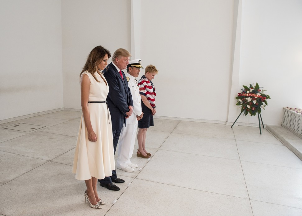 see every outfit melania trump has worn on donald trump s
