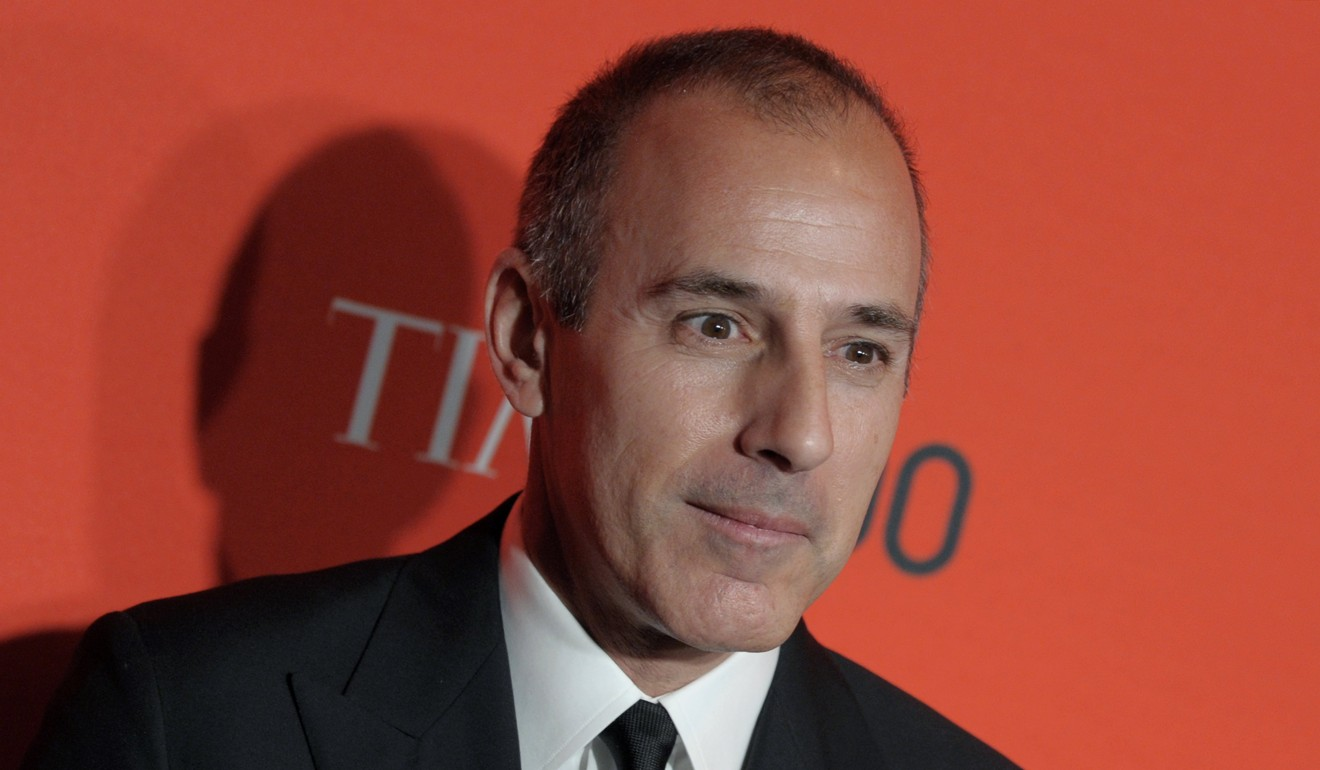 Sacked Tv Anchor Matt Lauer Expresses Shame As Details Of Sexual