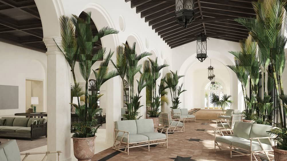 10 best new luxury hotels of 2017 style magazine south for Hotel decor 2017