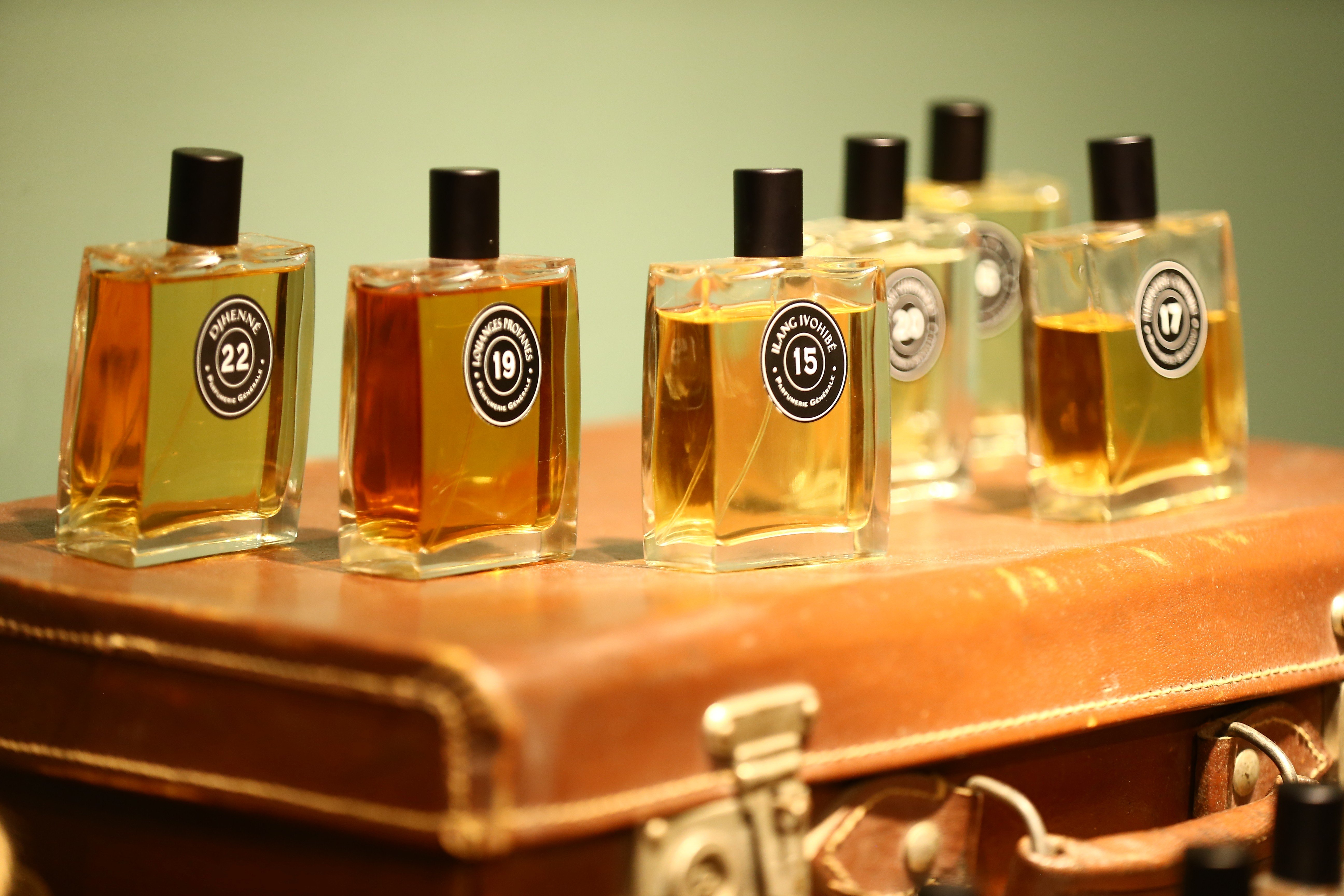 Asian interest in luxury fragrances growing, niche perfumer says