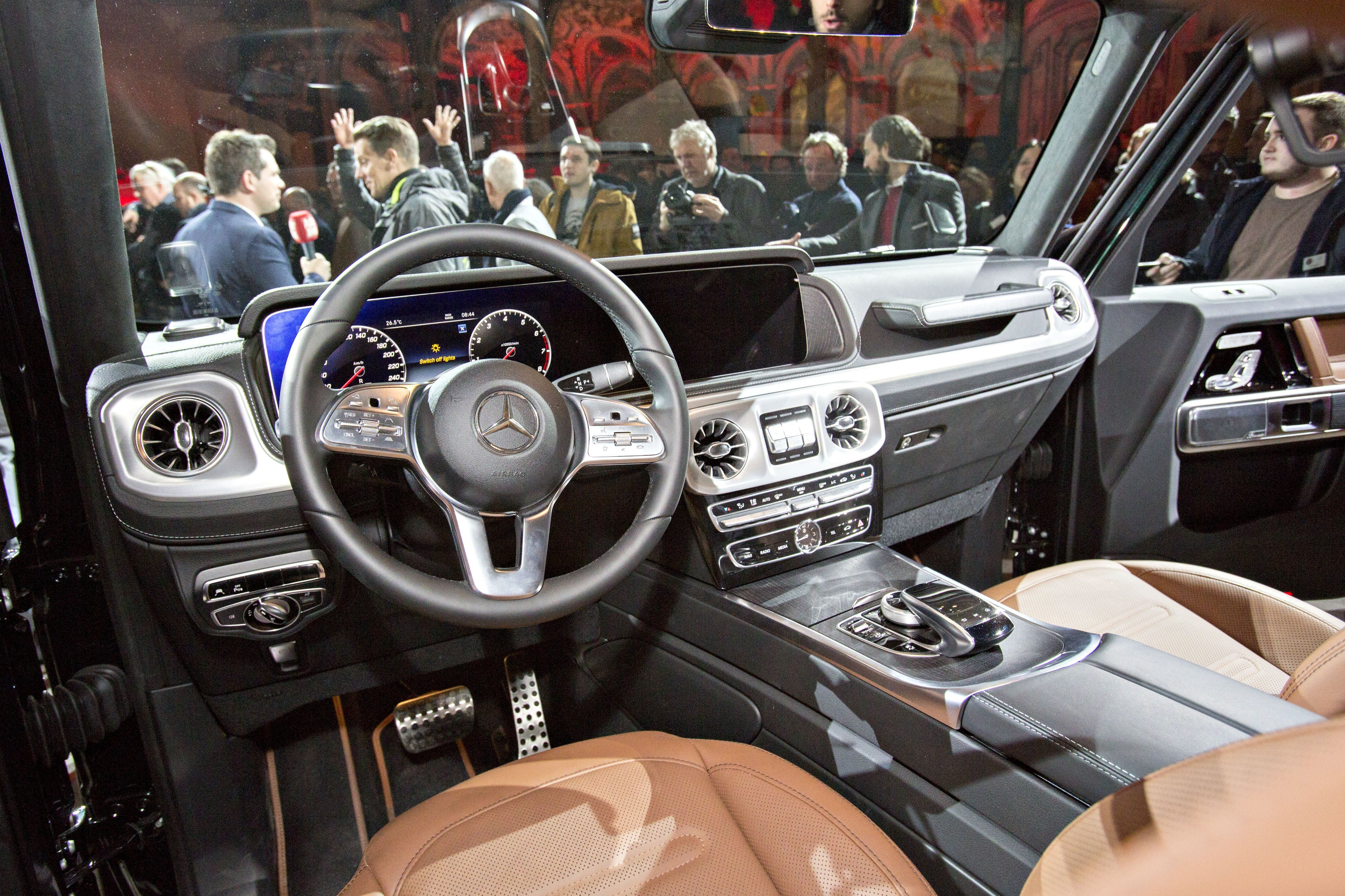 Mercedes Benz G Wagen Gets Its First Revamp Since 1979 Style