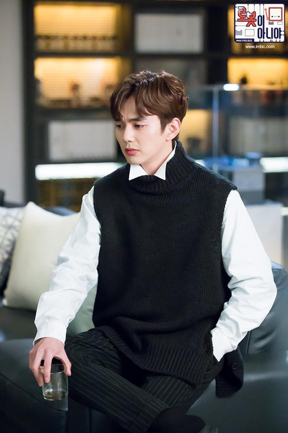 Eight fashionable moments yoo seung ho won our hearts in i am not a yoo seung ho in comfy attire photo mbc altavistaventures Image collections