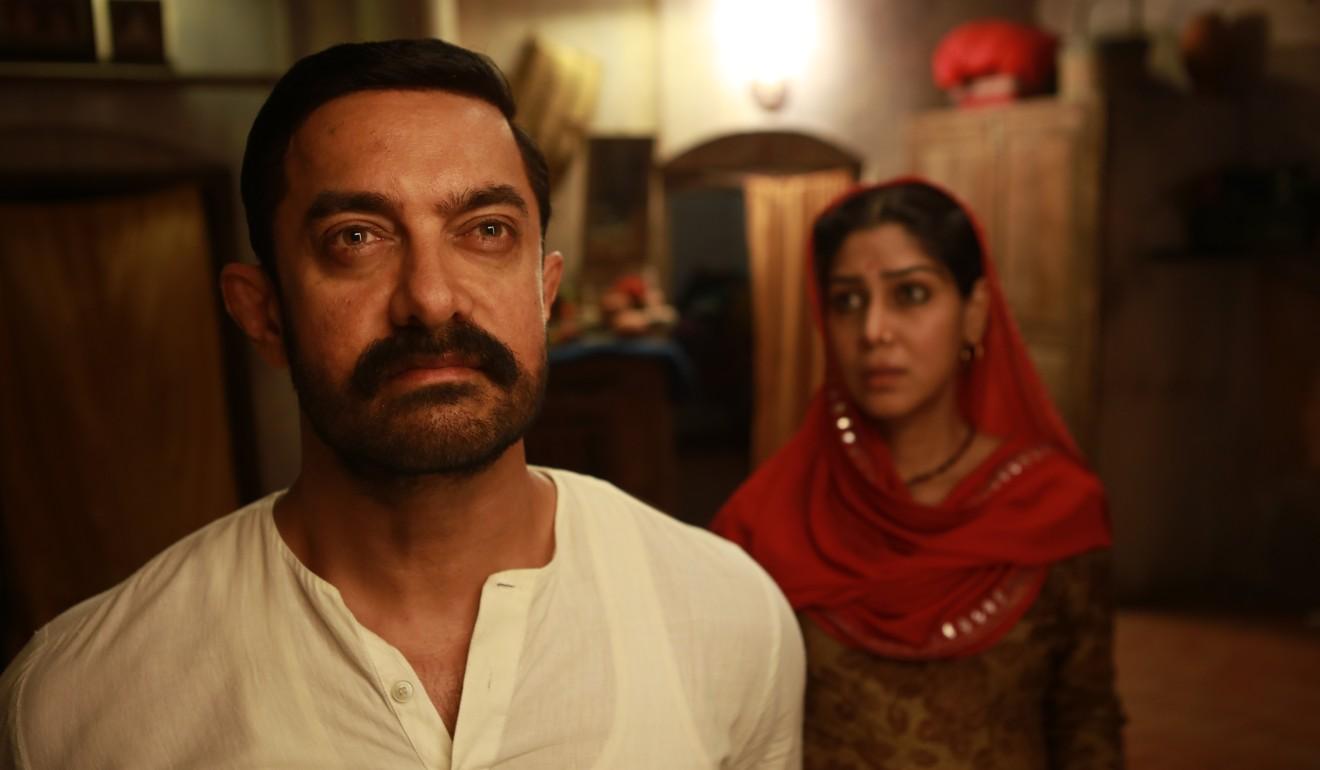 Смотреть Дангал / Dangal (2016) онлайн в Хорошем HD
