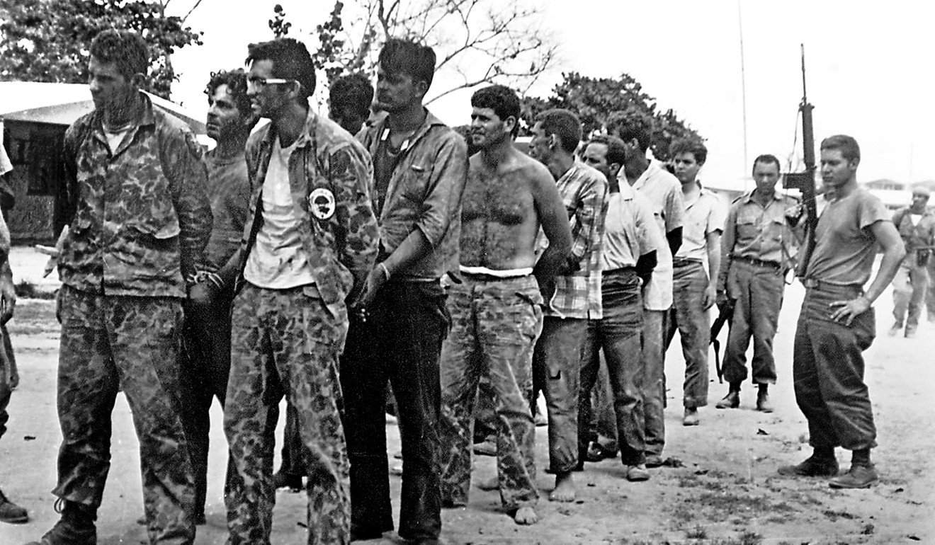 a look at the infamous bay of pigs invasion
