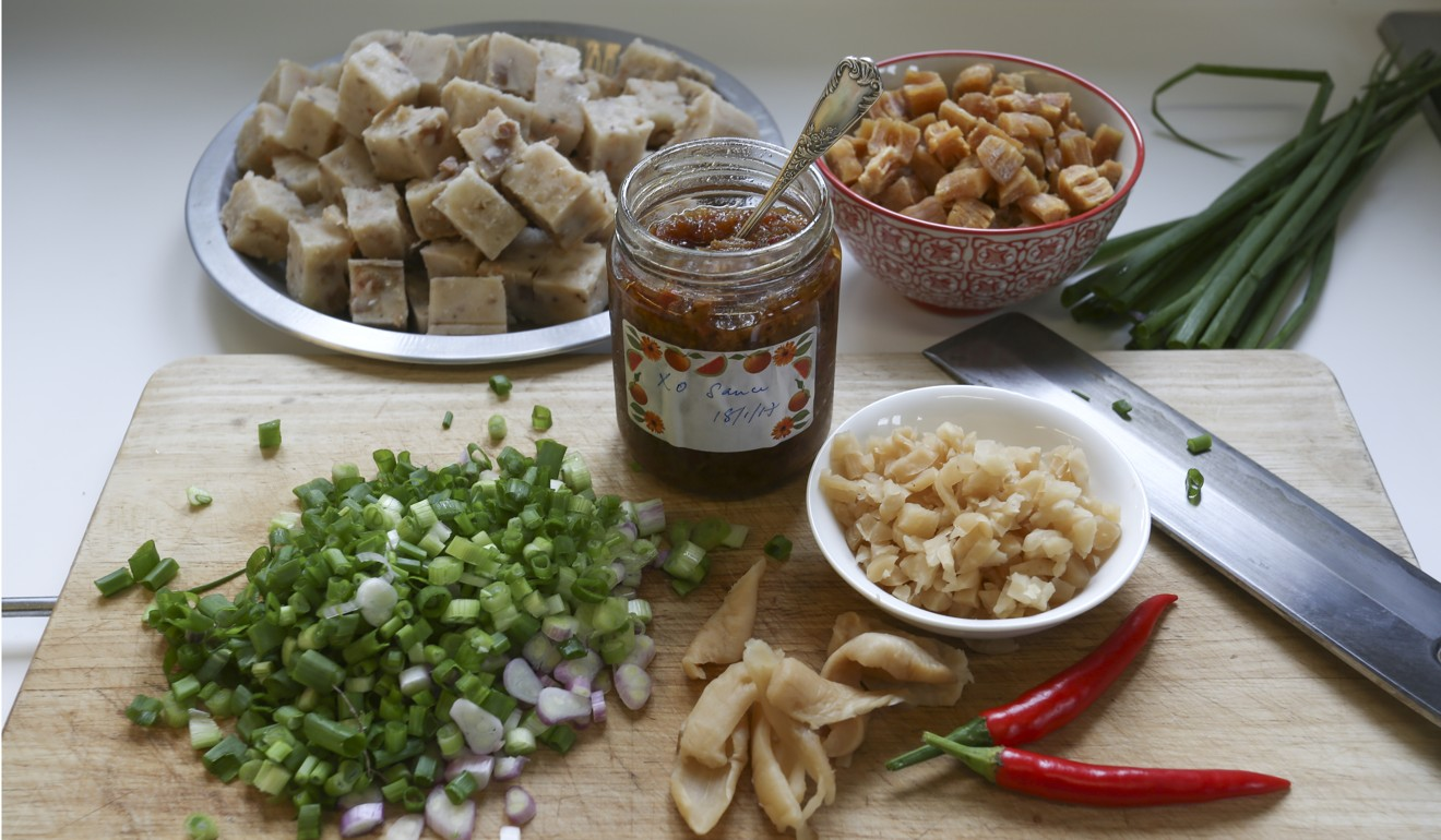 Chinese New Year Recipes Traditional Radish Cake Cooks Up Good Luck