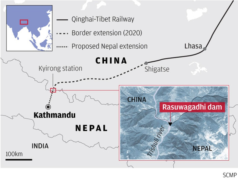 Nepal Leader Revives Chinese Dam Project