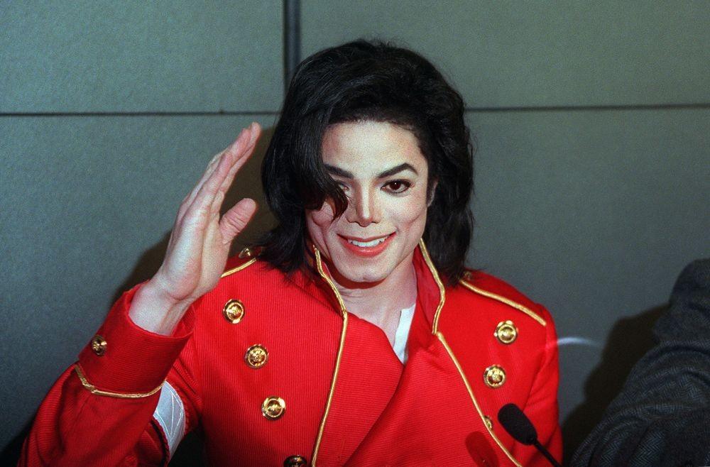 Michael Jackson's father, the infamously domineering Joe Jackson