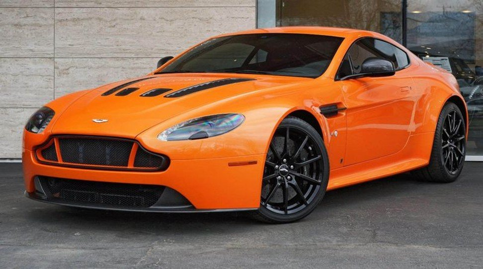 A Supercar A Cruise And Other Things You Can Buy For US - Park place aston martin