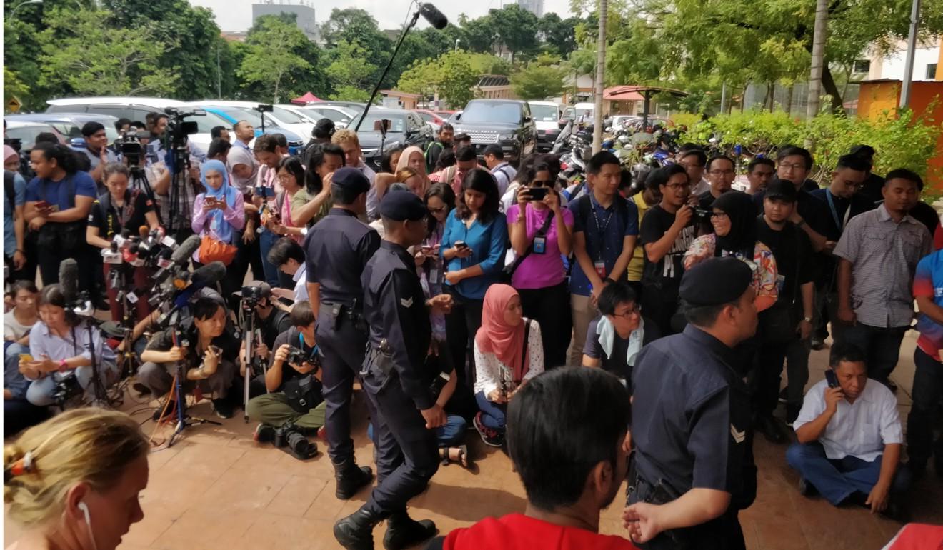Malaysia's Anwar says Najib likely headed to jail