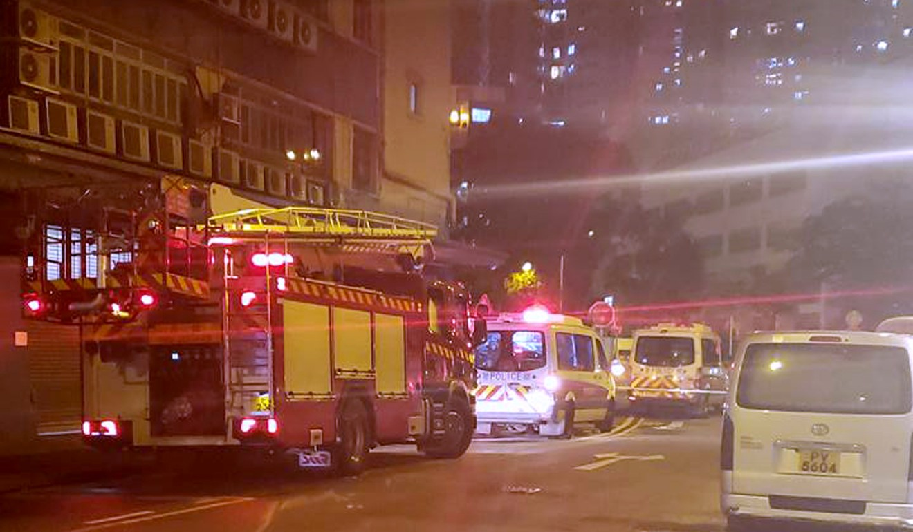 Hong Kong Firefighters Put Out Early Morning Third Alarm Blaze At Central Circuit Board Part No 10 Singapore Hobby Supplies Pte Ltd The Fire Services Received A Report About 1015pm On Tuesday Photo Facebook