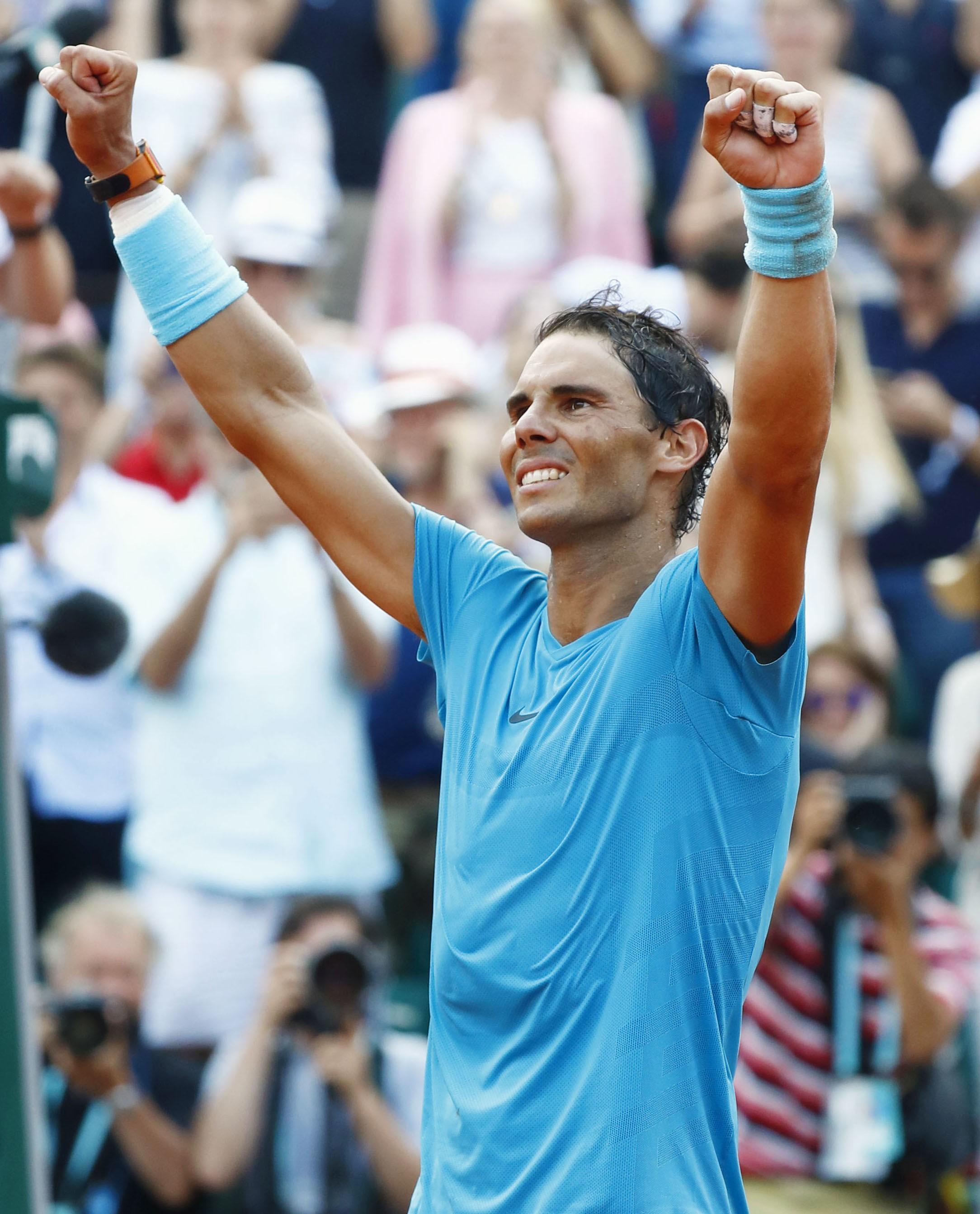 Muscle Cramp Puts Rafael Nadal U0026 39 S US 725 000 Richard Mille